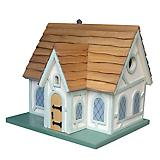 Home Bazaar Fairy Tale Cottage Birdhouse