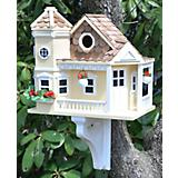 Home Bazaar Sea Cliff Cottage Birdhouse Yellow