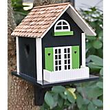 Home Bazaar Heart Cottage Birdhouse