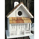 Home Bazaar Country Cottage Bird House