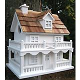 Home Bazaar Colonial Cottage Bird House