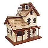Home Bazaar Garden Cottage Bird House