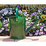 Griffith Creek Green Metal Watering Can
