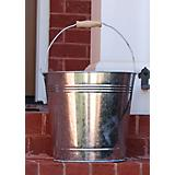 Griffith Creek Galvanized Bucket