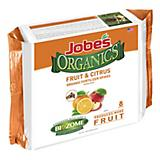 Jobes Organics Fruit and Nut Tree Spikes 8 Count