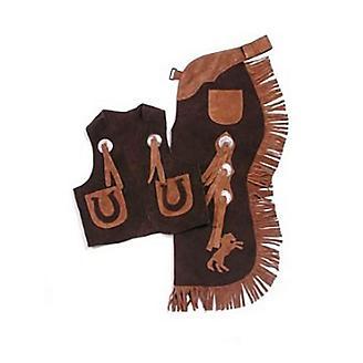 Kids Chap and Vest Set