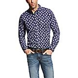 Ariat Mens Duval Long Sleeve Shirt
