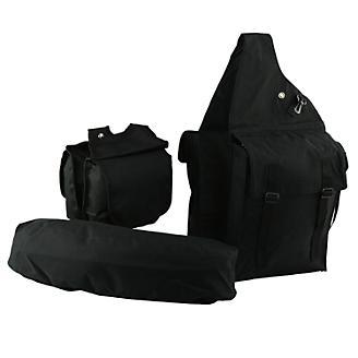 3 PC Bag Set Black
