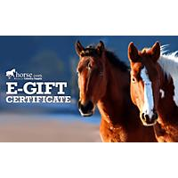 Free $100 Horse.com Gift Certificate               included free with purchase