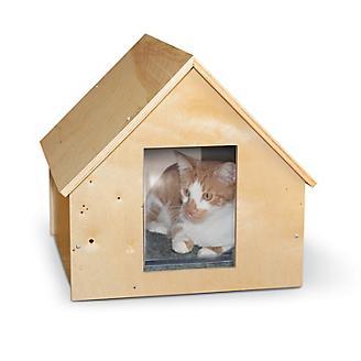 KH Mfg Birchwood Manor Unheated Thermo-Kitty Home