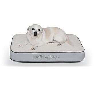 KH Mfg Memory Sleeper Gray Pet Bed