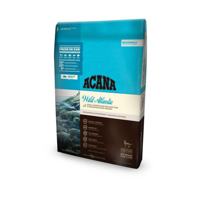ACANA Regionals Wild Atlantic Dry Cat Food 12lb
