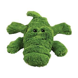 KONG Cozie Ali the Alligator Plush Dog Toy