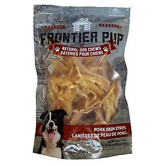 Frontier Pup Pork-Skin Strips Dog Chews