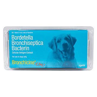 Bronchicine CAe 50x1ml VIals Canine Vaccine