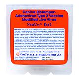 Neovac DA2 10ml Vial Canine Vaccine