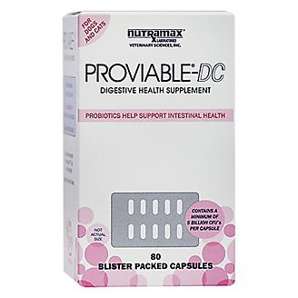 Proviable for Dogs and Cats - 80 Capsules