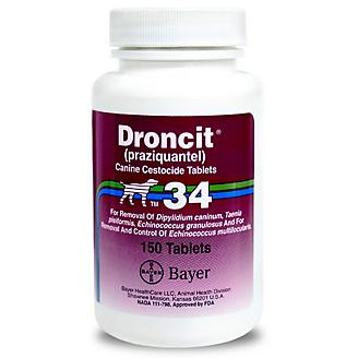 Droncit Tablet for Dogs