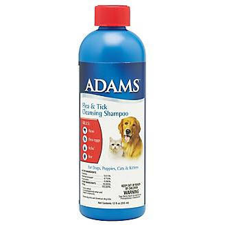 Adams Plus Flea & Tick Shampoo w/Precor