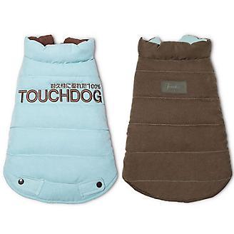 Touchdog Waggin Swag Pet Coat