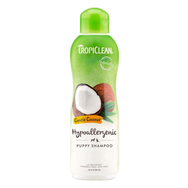 Tropiclean Hypoallergenic Coconut Puppy Shampoo