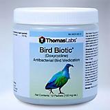Thomas Labs Bird Biotic Doxycycline 100mg 12pkts