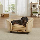 Enchanted Home Pet Caramel Snuggle Dog Bed
