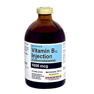 Vitamin B-12 Injection