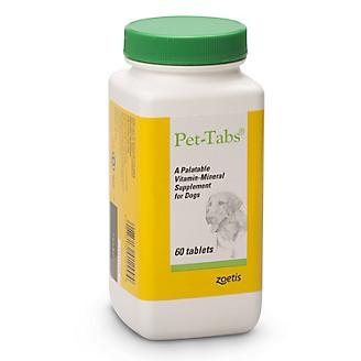 Pet-Tabs Supplement for Dogs