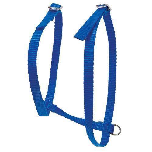 Adjustable Cat Harness Blue