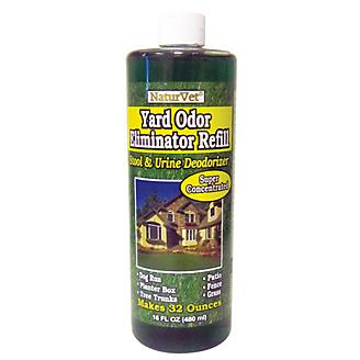 NaturVet Yard Odor Eliminator Concentrated Refill