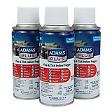Adams Plus Fogger 3 Pack - 3 ounce each