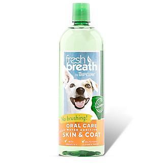 Tropiclean Fresh Breath Plus Skin/Coat Oral Care