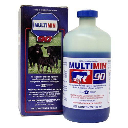 Multi Min 90 Injection 500ml
