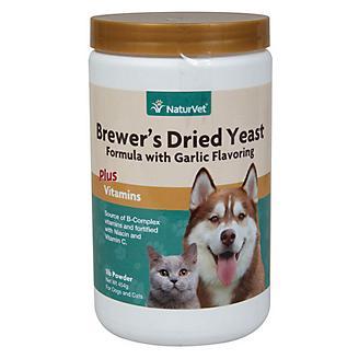 NaturVet Brewers Yeast Powder - 16oz