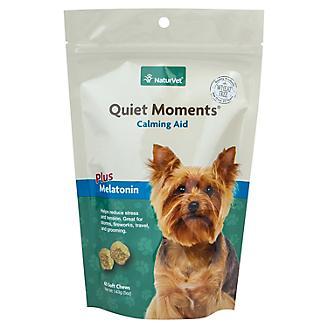 NaturVet Quiet Moments Calming Dog Soft Chew
