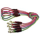 British Reflective Rope Snap Dog Lead