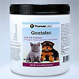 Thomas Labs Goatalac Milk Replacer for Pets 12oz