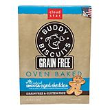 Cloud Star Grain Free Buddy Biscuits