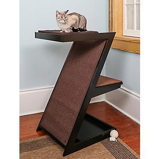 Refined Feline Zen Cat Scratcher