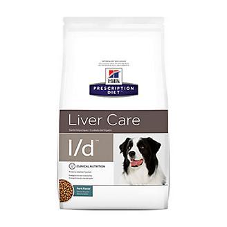 Hills Prescription Diet l/d Dry Dog Food