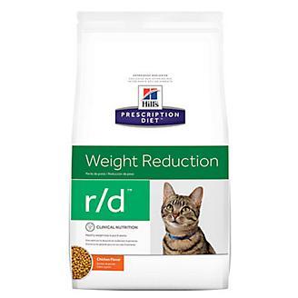Hills Prescription Diet r/d Dry Cat Food