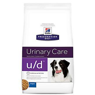 Hills Prescription Diet u/d Dry Dog Food
