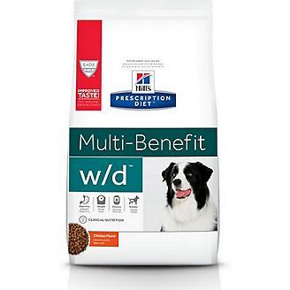 Hills Prescription Diet w/d Dry Dog Food