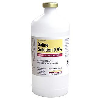 Saline Solution 0.9 1000ml