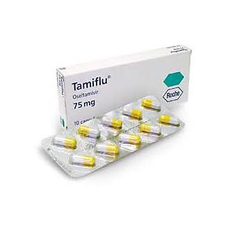 Tamiflu Capsules 75mg 10Pack