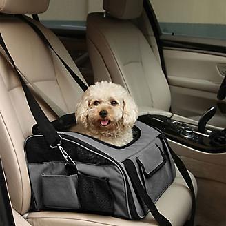 Pet Booster Seat >> Iconic Pet Furrygo Luxury Pet Booster Seat Statelinetack Com