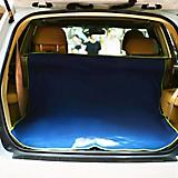 Iconic Pet FurryGo Navy Pet Van/SUV Cargo Cover