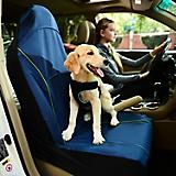 Iconic Pet FurryGo Navy Pet Single Car Seat Cover