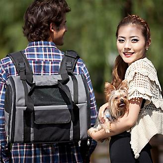 Iconic Pet FurryGo Luxury Travel Backpack/Carrier